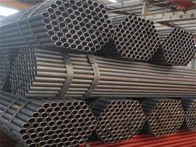 48焊管库存充足